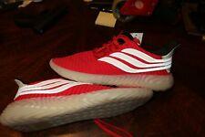 NWOB Adidas Men's Originals Sobakov BD7572 Size 11 Red BRAND NEW