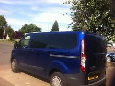 VAN WINDOWS FULLY FITTED FROM  £160 AT THE UNIT ,FORD TRANSIT CUSTOM VAN
