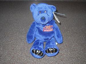 Super Rare John Elway #7 Denver Broncos NFL 98 Limited Treasures Test Issue Bear