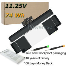 Battery Replace A1437 For Apple Macbook pro 13 inch A1425 Retina Late 2012 2013