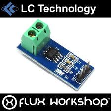 LC Technology ACS712 5A Current Sensor Module Ammeter Arduino Hall Flux Workshop