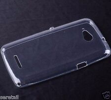 Ultra Thin Transparent Soft Silicone Back Case Cover For Sony Xperia E4G