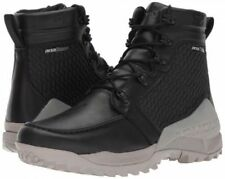 BRAND NEW Mens Under Armour UA Field Ops GORE-TEX Boots Black Autumn Tan SIZE 12