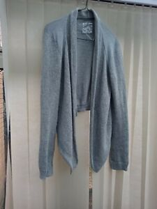 Ladies cardigan by Fat Face size 14 Grey
