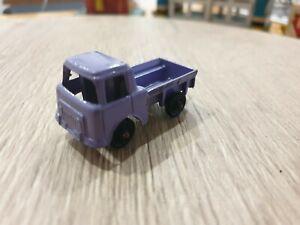 RARE Tootsietoy Midgets Dump Truck Blue made 1960s