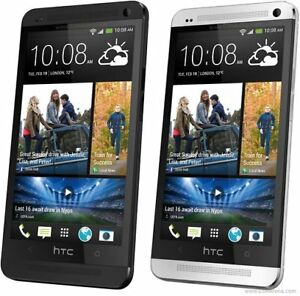 New *UNOPENDED* HTC One M7 - 32GB - (Unlocked) Smartphone INT'L VERSION