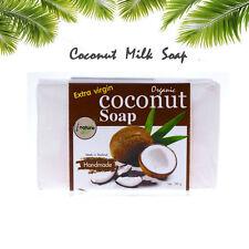 VITAMIN E SOAP EXTRA ORGANIC COCONUT MILK JASMINE RICE BODY FACE NATURAL EXPORT