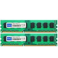 New 8GB KIT 2x4GB DDR3 1333MHz PC3-10600 DIMM Desktop For AMD Motherboard Memory