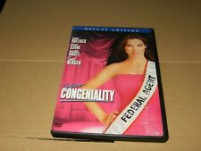 Miss Congeniality Deluxe Edition DVD Used.
