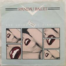 "Spandau Ballet ""She Loved Like Diamond"" 7"" UK Single Vinyl EXC!"