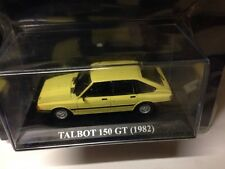 Talbot 150 GT 1982 Cream 1.43 Model Car ref704