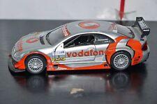 SAICO DieCast 1:34 DTM 2002 Mercedes Benz CLK B. Schneider TOY CAR USED