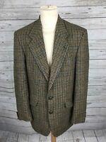 Men's Alexandre Savile Row Tweed Jacket/Blazer - 40R - Wool - Great Condition