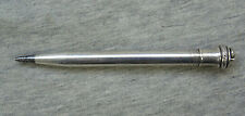 Vintage Antique Eversharp Made in England Silver Plated Mechanical Pencil #2