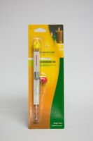 GLASS THERMOMETER FOR CANDLE OR SOAP MAKING - CANDLE MAKING SUPPLIES - FREE S&H