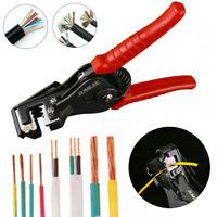Ergonomic Automatic Wire Striper Cutter Stripper Crimper Pliers Terminal Tool CH