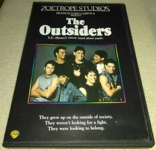 The Outsiders - DVD *RARE oop
