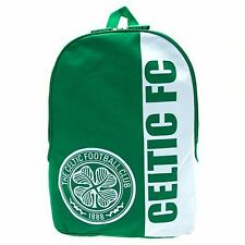 Glasgow Celtic FC Rucksack Backpack Bag Football School 100 Official