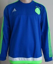 Men Ajax sweat top size XL Adidas BNWT