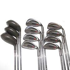 Arnold Palmer Tru-Matic Complete Golf Club Set 3-PW 3-5 Wood Driver Steel Lite