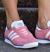 adidas SL72 W Damen Schuhe Sneaker dragon zx racer nmd racer eqt adv rosa/weiss