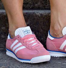 adidas SL72 W Damen Schuhe Sneaker dragon zx superstar racer eqt adv rosa/weiss