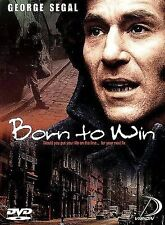 Born to Win (DVD, 1997) NEW