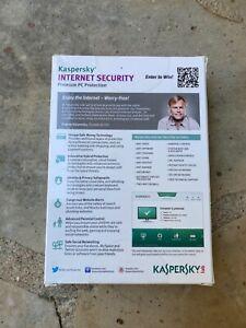 Kaspersky Internet Security for PC - 3 Users (KIS1303111USZZ)