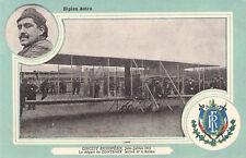 Seltene Foto-AK 1911@Doppeldecker/Biplan Astra@Wettbewerb Circuit Européen@Reims