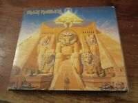 Iron Maiden - Powerslave CD 2002 REMASTERED ENHANCED SANCTUARY