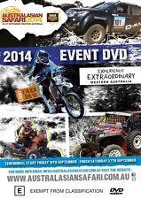 Australasian Safari 2014 DVD NEW