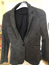 Zara Womens Black Jacket Size Small