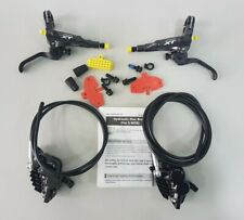 Shimano Deore XT MTB Bike BR-M8020+BL-M8000 4-Piston Hydraulic Disc Brake Set