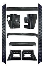 Jeep Wrangler Tj 97-06 Full Body Armor Kit 9-Pieces  X 11650.60