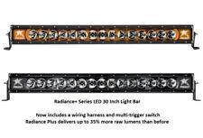 "Rigid Industries Radiance Plus with Amber Back-Light LED 30"" Light Bar"