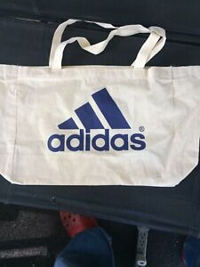 2 Pieces Adidas Canvas Run For The Oceans American Ad Shopping Bag