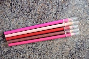 """3 x LIP LINER PENCILS 7"""" - 3 X PINK BLUSH BY JADE ALL NEW"""