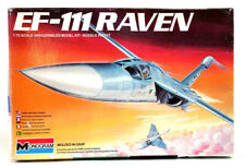 EF-111 Raven Model 5435 1:72 Scale Monogram Open Box All Sealed Parts Complete