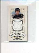 RAY BOURQUE 2008/09 08/09 UPPER DECK CHAMPS MINI THREADS JERSEY AG8396