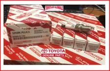 TOYOTA SCION LEXUS GENUINE OEM IRIDIUM SPARK PLUG SET OF 4 FAST SHIP 90080-91180