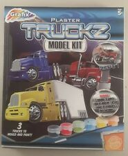 plaster truckz model kit - grafix model kit truckz