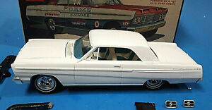 vtg 1960s AMT 1965 Ford Fairlane 1/25 annual model kit 65