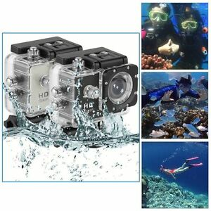 Camera Action Full HD 1080p Sport Extreme Aquatic Waterproof With Wifi