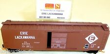 Erie Lackawanna 50 Estándar BOX CAR single door MTL 031 00 460 N 1:160 emb.orig
