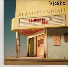 (CV81) Alan Pownall, Colourful Day - 2010 DJ CD