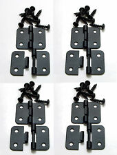 8 Pack Penn Elcom P0644K Take Apart/Lift Off Hinge Black Finish W/Mtg. Screws