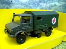 1/50 Solido (France)   MILITAIRY Mercedes Ambulance