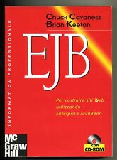 Cavaness - Keeton # EJB - Enterprise JavaBean # McGraw Hill 2002 # con CD-ROM