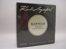 LAGERFELD KAPSULE  WOODY  EAU DE TOILETTE SPRAY  30 ML