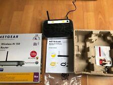 Netgear Wireless-N 150 Roouter WNR1000